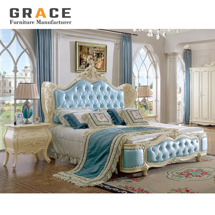 Z13 Pakistan Bedroom Set Furniture Cheap Price Made In China