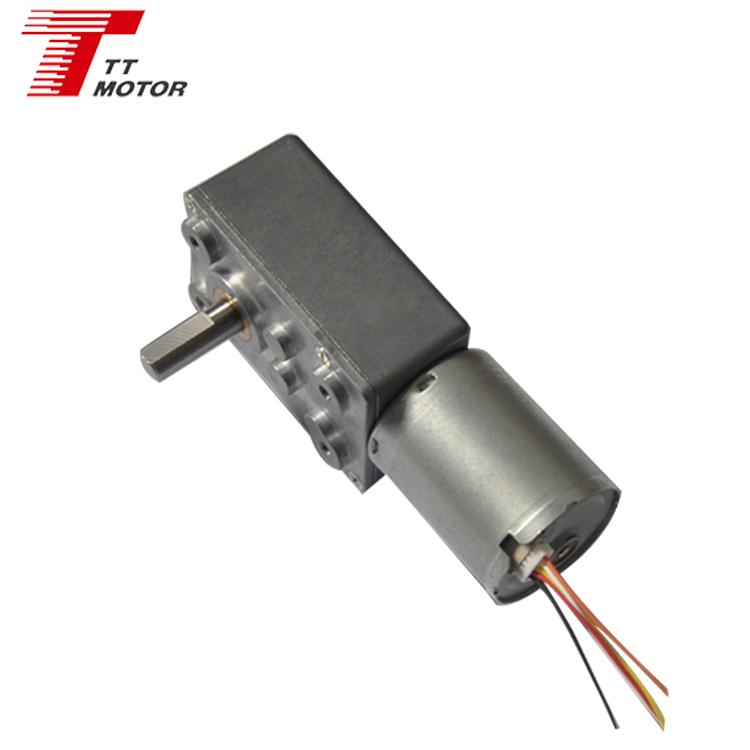 Мини-редукторный двигатель постоянного тока 12 В 24 В BLDC