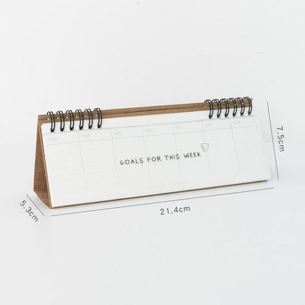 Записная книжка еженедельник ежедневник блокнот filofax zeszyt планировщик дневник sketchbook journal papelaria libretas y cuadernos agenda 2020(Китай)