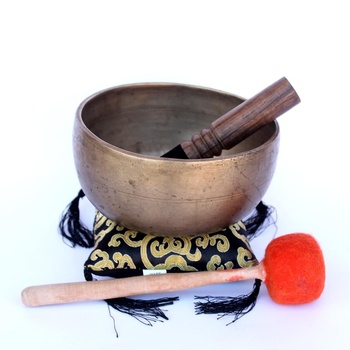 NBTE- Special Antique Himalayan Singing Bowls for Healing and meditation- Singing Bowls from Collections