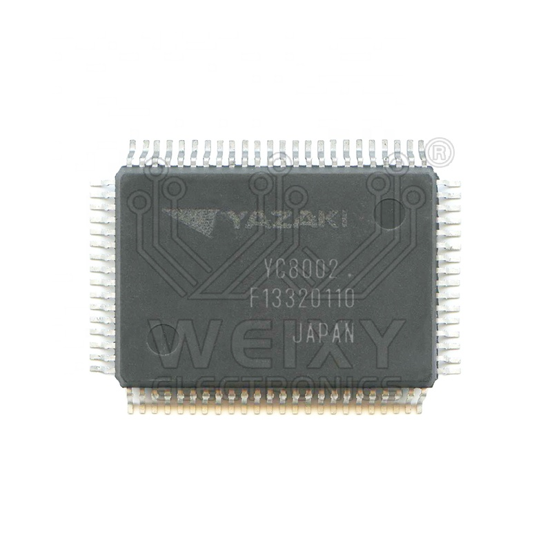 YG8002 chip use for automotive