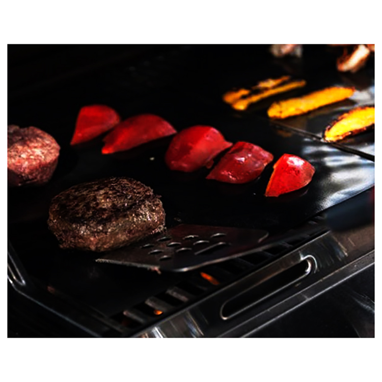 BBQ Reusable Mat 100% Non-Stick Easy to Clean Grilling Sheet
