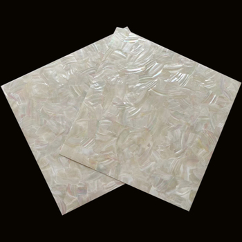 White River Shell Sheet , mother of pearl paper for Furniture Inlay