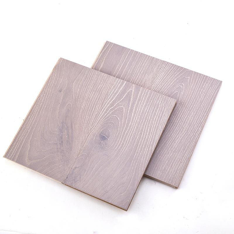 High quality hard wood flooring Engineering-OAK-Bled engineered deck floor