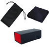 Folding Box Black Red+Bag+Cloth(set)