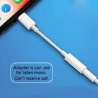Charger Headphone Adapter For IPhone 7 8 11 X XR AUX Earphone Adapt For IOS 11 12 13 To 3.5mm Jack Female Male Charger Adapters