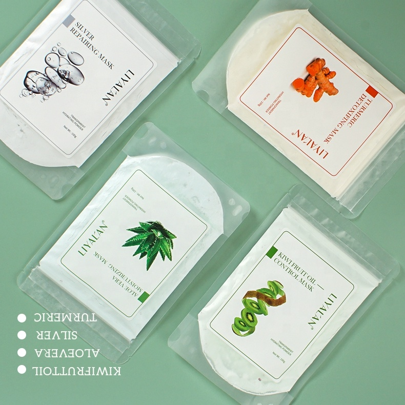 Collagen Soft Mask Powder, Pore Cleansing DIY Rubber Mask, SPA Hydro jelly Mask Powder 100g
