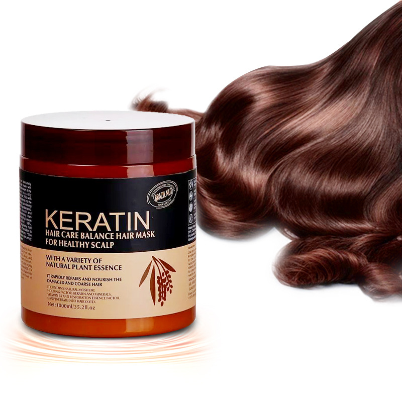 New design keratin repair hair mask