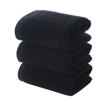 Hot selling high water absorbent salon terry cloth hair microfiber towel