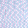 Pink and gray wavy lines