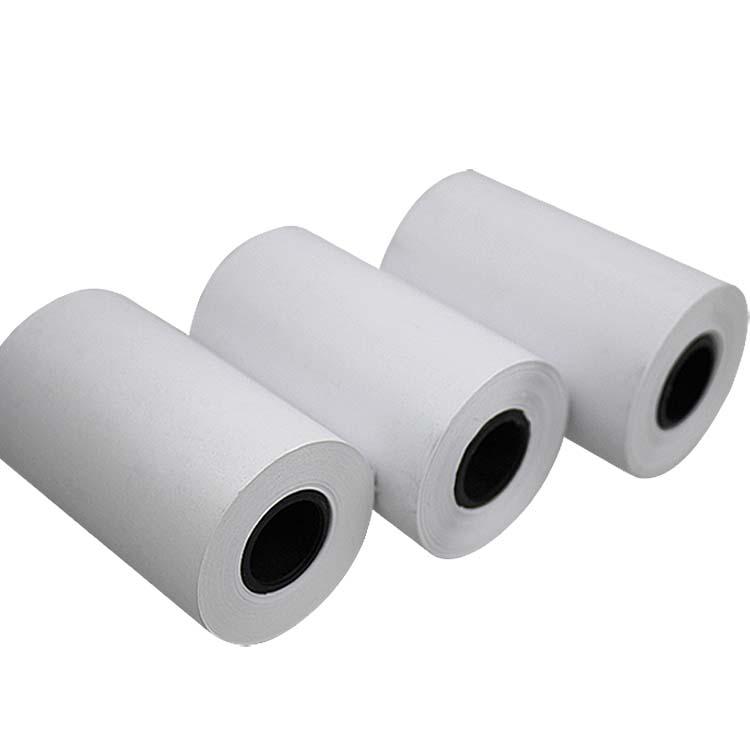 Kaidun 80*80mm 80*150mm 80*200mm jumbo thermal paper roll for atm machine