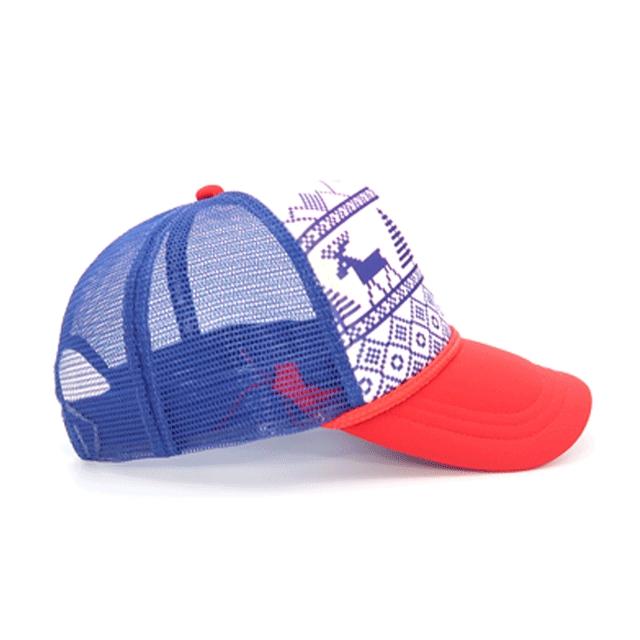 Fashion Sport Trucker Cap With Custom Logo Hat Simple Cheap Sport Hat