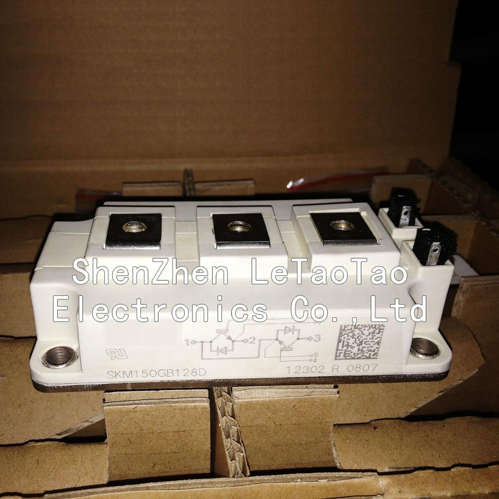 Fast Delivery Low price New and original IGBT MODULE SKM150GB128D 1200V 200A