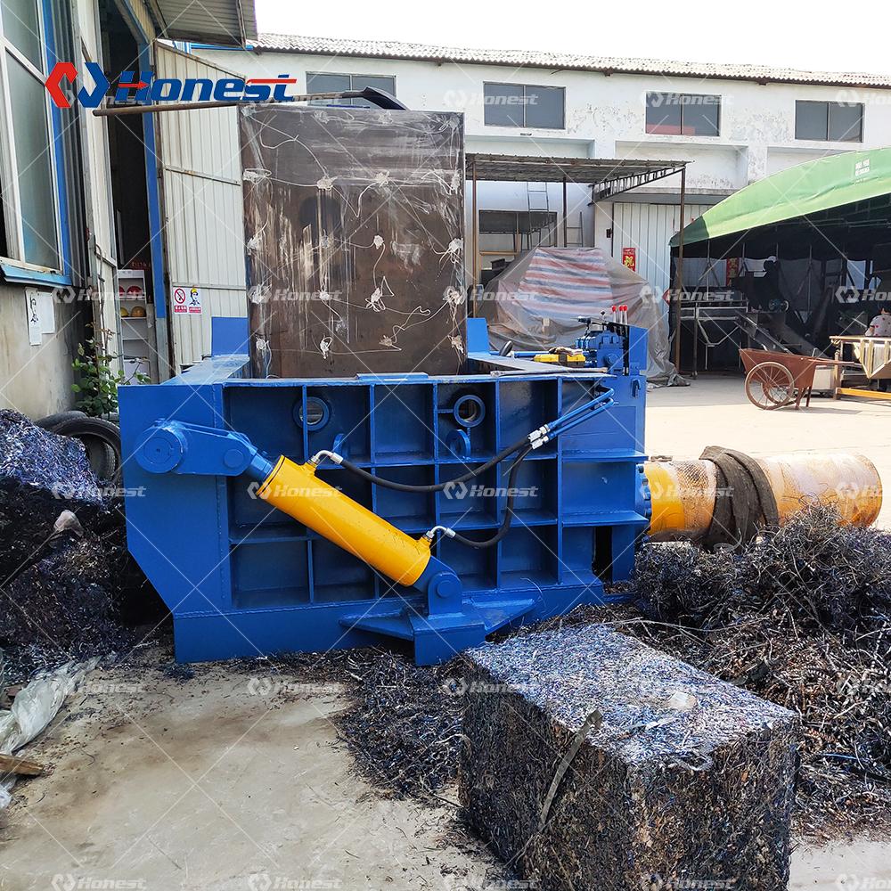 Упаковочная машина для металлолома, пресс-машина для отходов металла