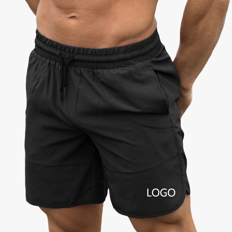 Custom Logo Running Wear Men Quick Dry 4 Way Stretch Polyester Basketball Shorts Blank Workout Sports Shorts For Men