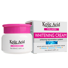 Cream Whitening Kojic Acid Collagen Cream Super Gentle Face Cream Whitening Organic OEM Skin Lightening Improving Whitening Cream