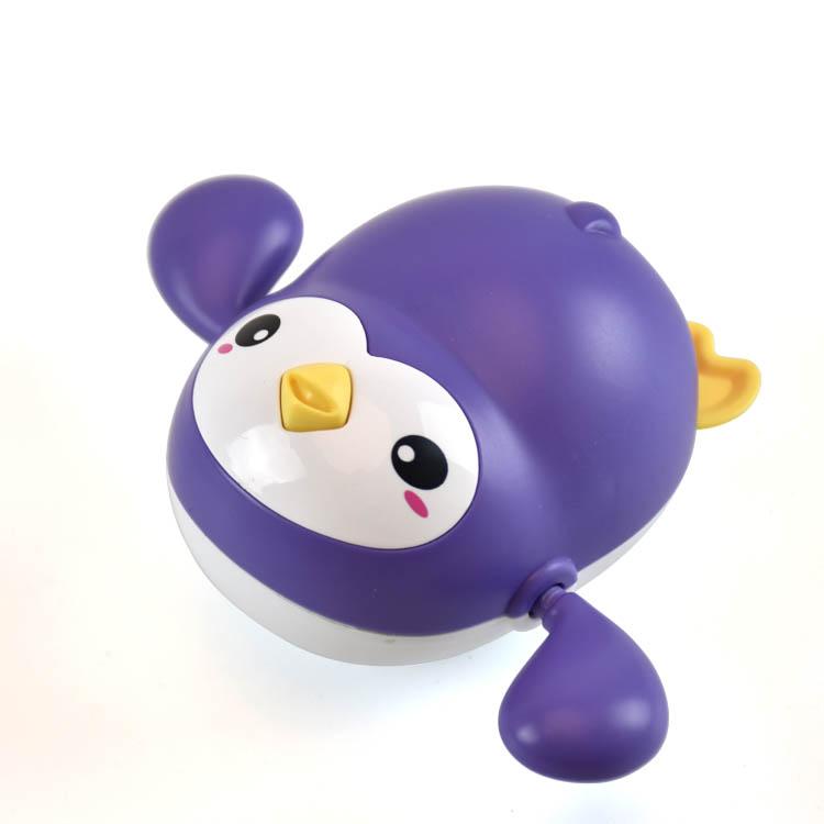 Новое поступление 2020, забавная игрушка в виде пингвина, милая игрушка в виде пингвина для купания, игрушка для купания в виде пингвина
