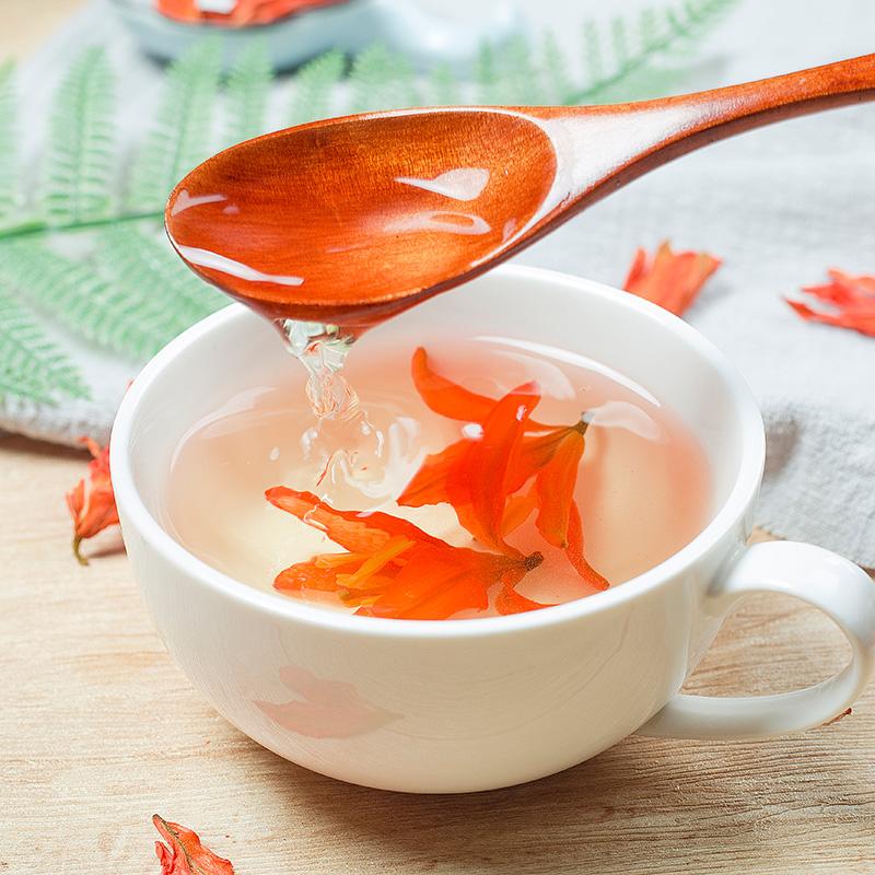 2021 Best Sells Chinese Flower Tea Dried Lily Flower Tea For Detox - 4uTea | 4uTea.com