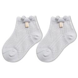 HeHe Baby socks spring and autumn new Mickey baby socks short tube newborn children's socks cartoon