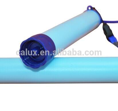 Фильтр для воды из полого волокна, активированный карбонатом, 99.99% л