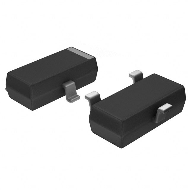 MOSFET SSOT-3 N-CH 30V 1000 pieces