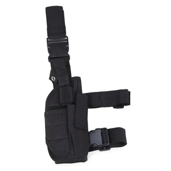 Adjustable Universal Molle Tactical Thigh Airsoft Pistol Drop Leg Gun Holster