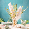 greed Pampas bouquet
