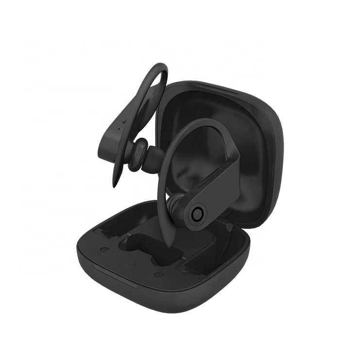 BT V5.0 New high quality beatstudio headset wireless earbud stereo TWS bluetooths wireless sport earphone earhook headset - idealBuds Earphone | idealBuds.net