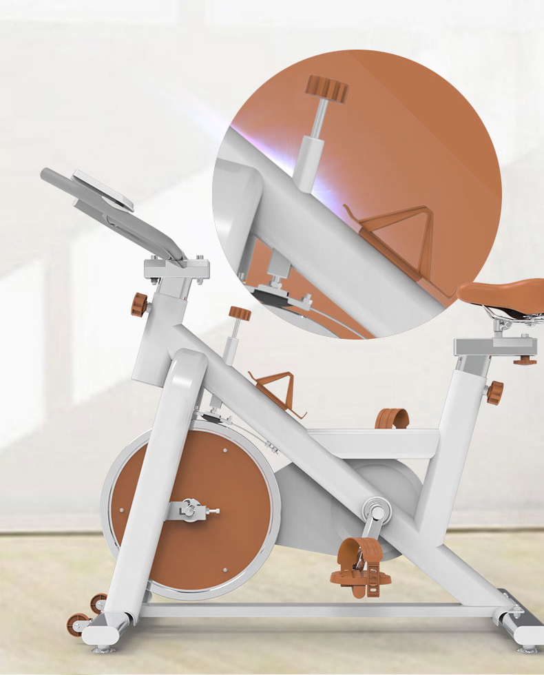 Body Building Health Home Use Spinning Bike And Rod Gym Fitness Equipment Cycling Bike.