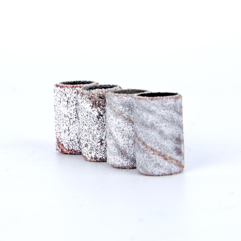 Профессиональные шлифовальные ленты Zebra для ногтей, зернистость 100, 180