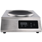 Cooker Professional Commercial Induction Cooker 3500W High Power Household Restaurant Concave