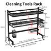 Cleaning Tools Rack