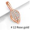 #12 Rose Gold