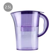 Кувшин с фильтром для воды, чайник с фильтром, картридж с активированным углем, очиститель для дома и офиса(Китай)