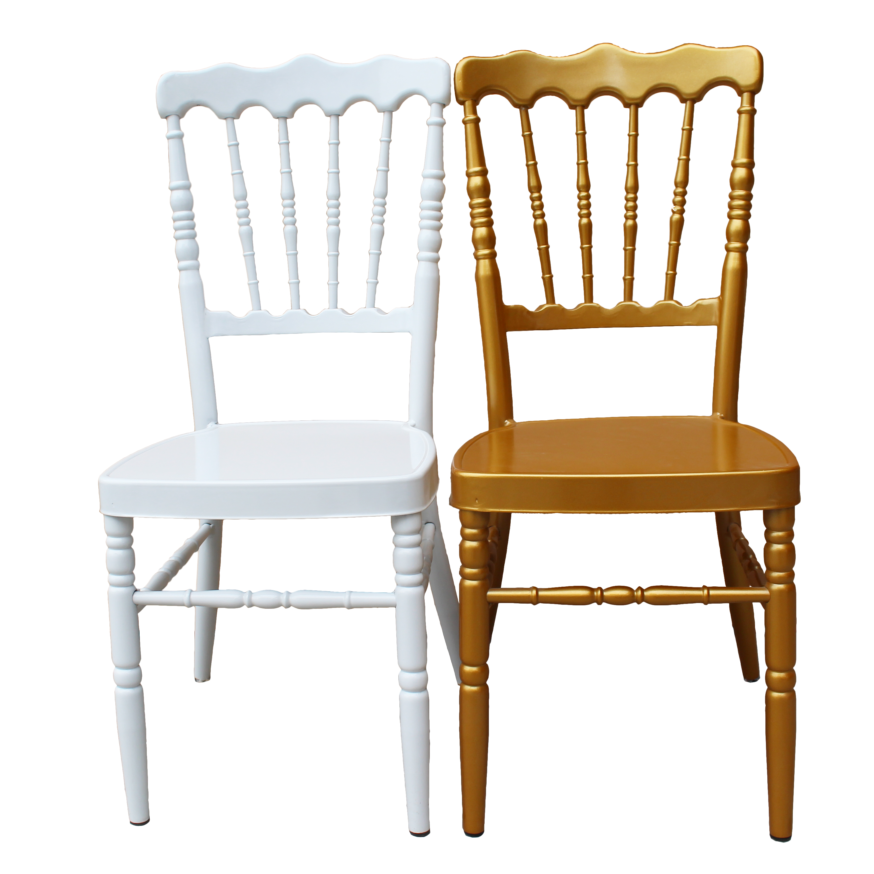 fancy banquet furniture white modern tiffany iron napoleon dinning chairs for sale with cushion for restaurant