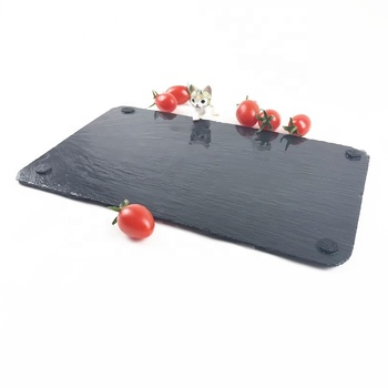 Hot sale slate coasters wholesale 2 tier slate wacom bamboo slate