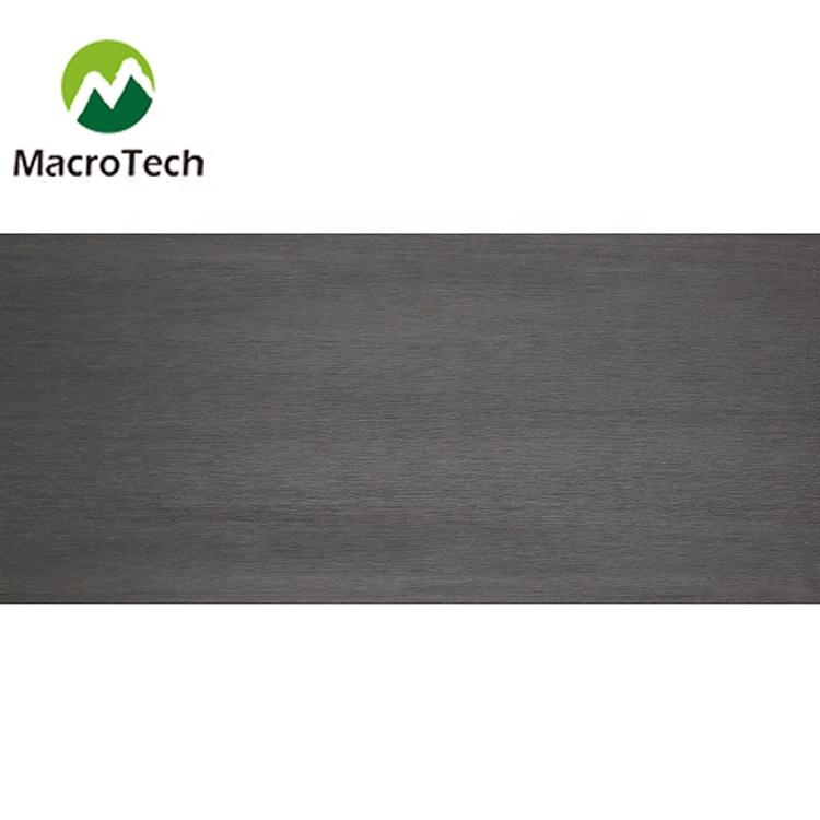 Big Size Deep Wood Grain WPC Composite plastic wood outdoor decking