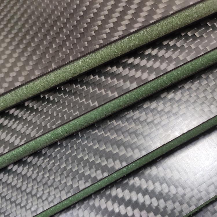 Сверхлегкая панель из углеродного волокна и пенопласта, сэндвич-доска из углеродного волокна