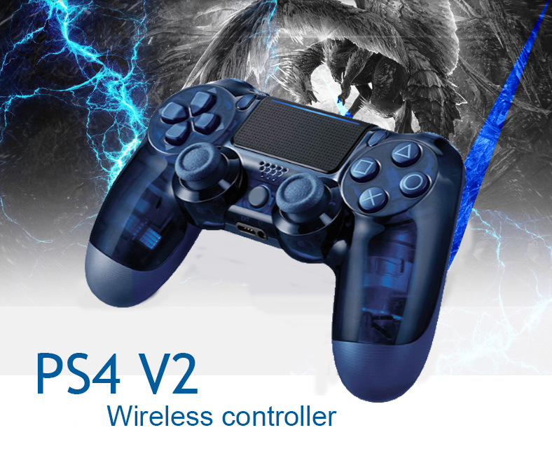 2021 Amazon Best seller High Quality PS4 Controller Wireless Joystick Pro Controller Gamepad ps4 controller