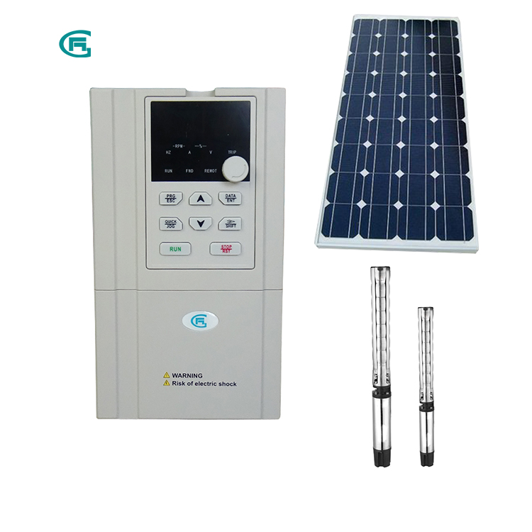 380v 480v dc ac 10hp 7.5kw Solar Water Pump mppt Inverter for Pakistan