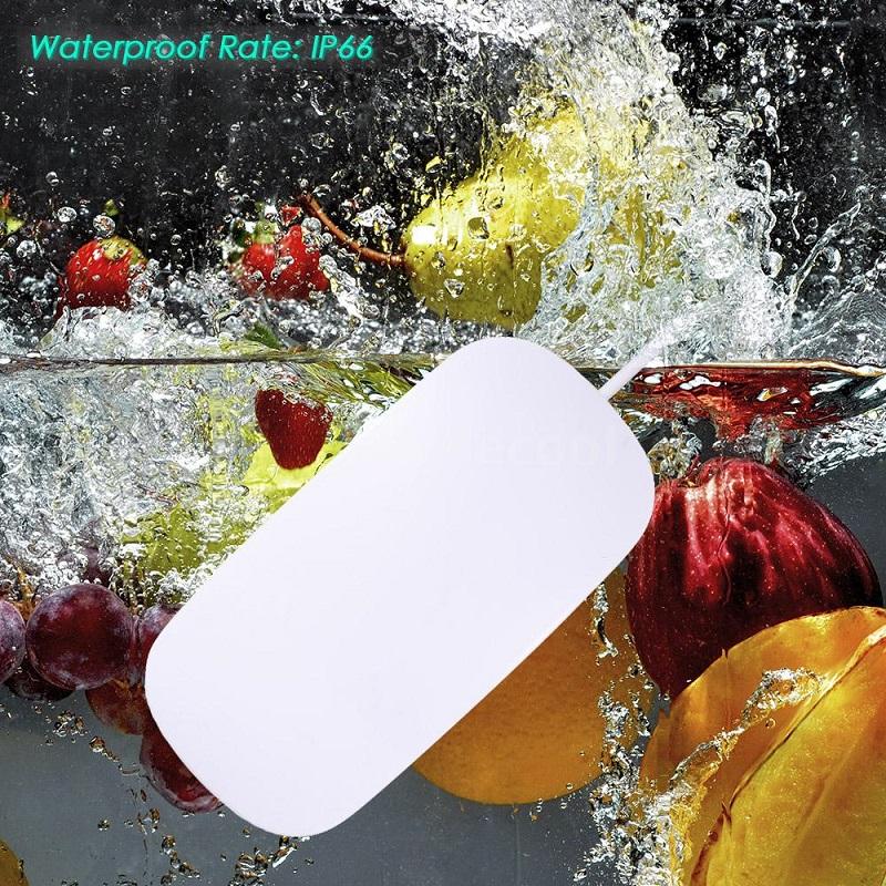 Номинальное напряжение 5 В, портативная мини-посудомоечная машина, ультразвуковой очиститель