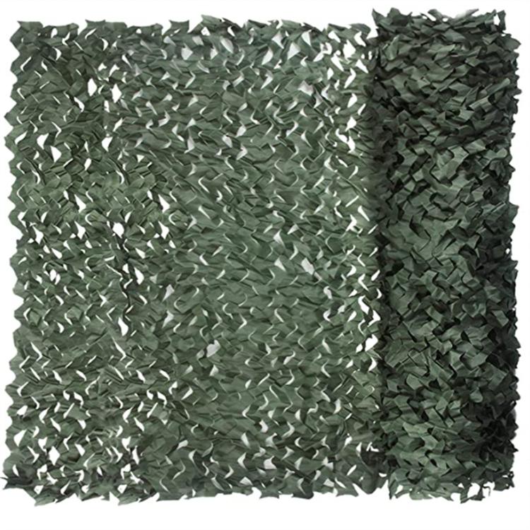 Изготовителя черные Нескользящие аэрофотосъемки джунгли декоративные камуфляж затеняющих сеток военный камуфляж чистая тип растительности