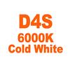 D4S 6000K