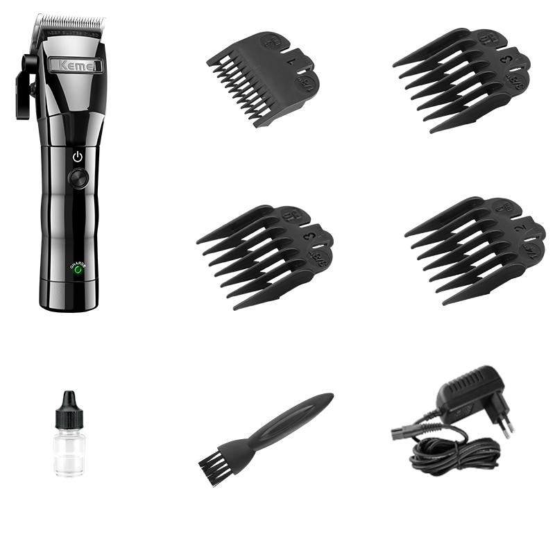 KM-2850 kemei машинка для стрижки волос, триммер для волос, профессиональная машинка для стрижки волос, Оптовая продажа