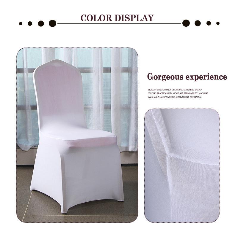 Чехол на стул, фабрика, оптовая продажа, чехол на стул, черный, простой, водонепроницаемый, для свадьбы, пляжа, индивидуальный логотип, стильный дизайн, шт., цвет отеля, FOB