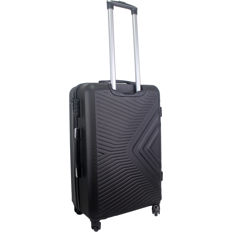 Shining Cool ABS Material Travel Bags Luggage Set Trolley Travel Bag Carry-on Luggage