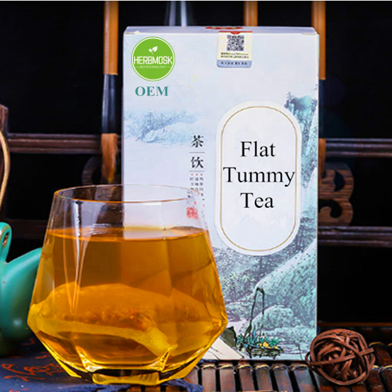 Herbmosk Hot Wholesale Fast Flat Tummy Tea with Cheap Price - 4uTea   4uTea.com