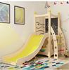 Mini corner play loft slide