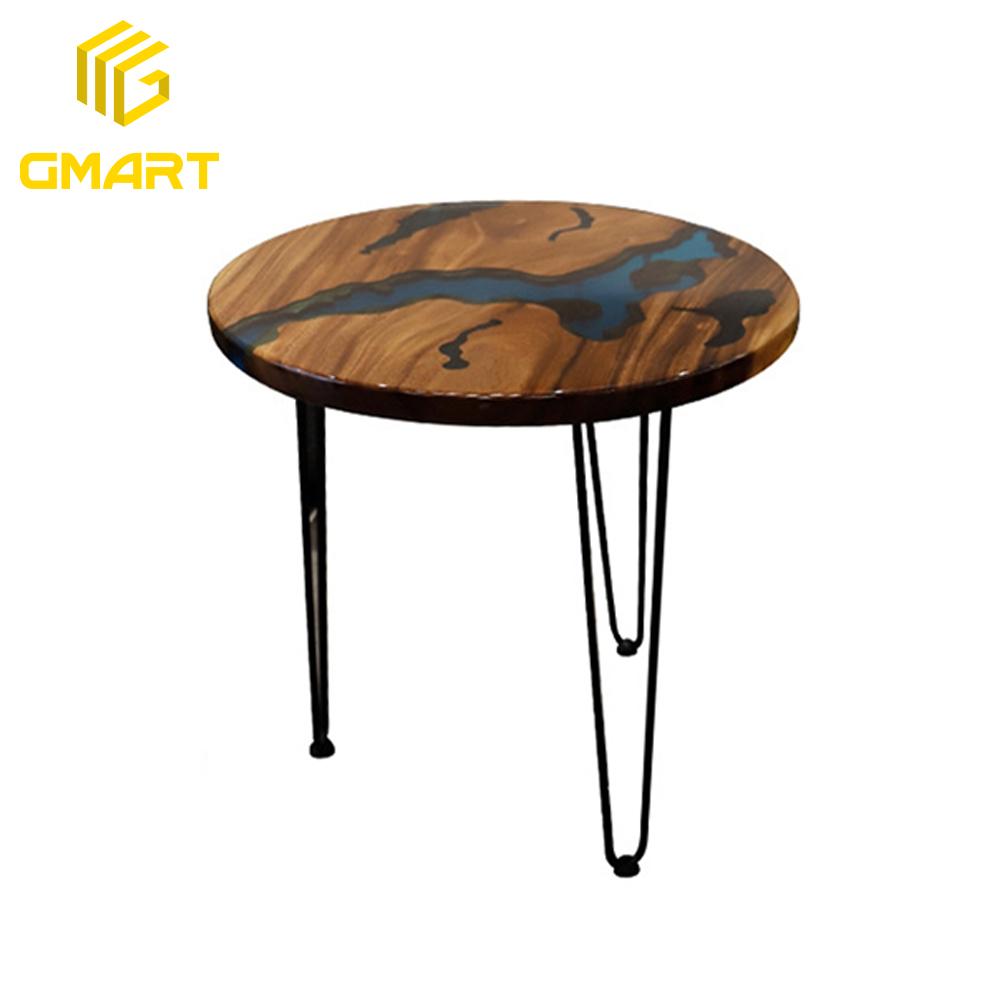 Gmart Best Seller Vintage Furniture Resin Tabl Epoxy Unique Design Solid Wood Tables Bois Epoxy Buy Resin Tabl Epoxy Tables Bois Epoxy Epoxy Tables Product On Alibaba Com