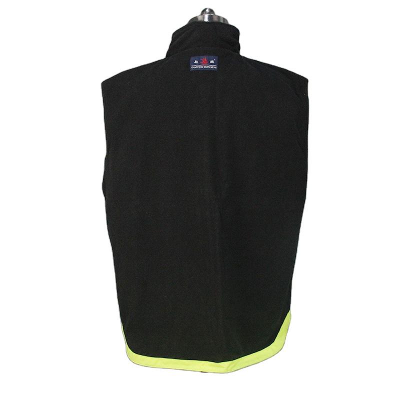 Светоотражающая мужская униформа с высокой видимостью